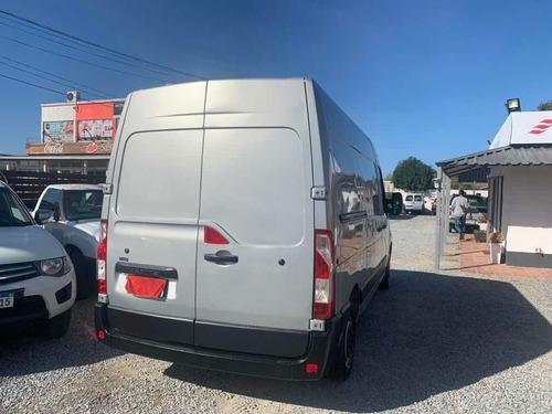 renault master 2016 2.3 t4 dci130 l2h2 aa furgon largo pto