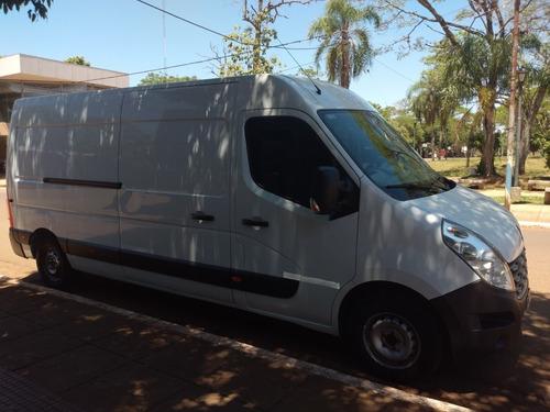 renault master 2016 2.3 t4 dci130 l3h2 aa furgon largo