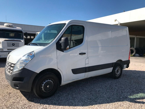 renault master 2016  anticipo + financiación