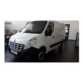 Renault Master 2.3  L1h1 Furgon 0 Km $ 1100000 Y Cts 0% (gm)