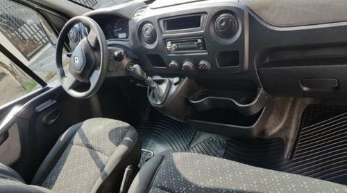 renault master 2.3 dci chassi 16v diesel 2016