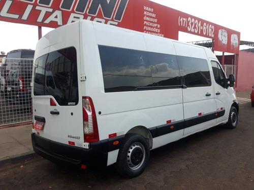 renault master 2.3 dci minibus l3h2 16lug. -  2016 - negrini