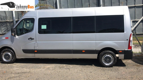renault master 2.3 executive l3h2 - ano 2013/14 - johnnybus