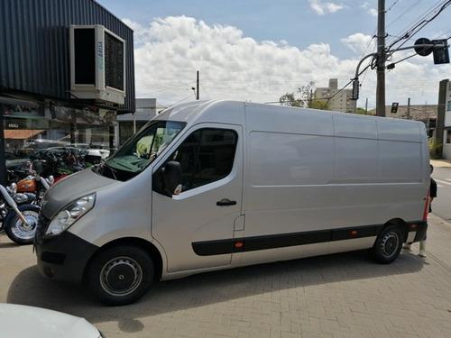 renault - master 2.3  furgão l3h2 diesel - 2015