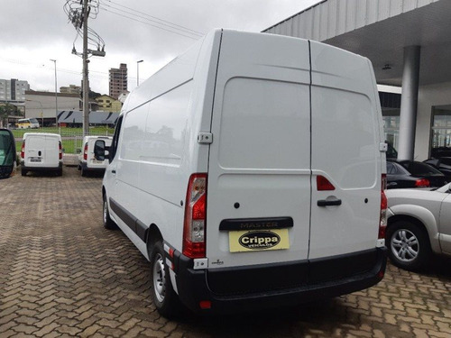 renault master 2.3 grand furgão l2h2 16v turbo intercooler