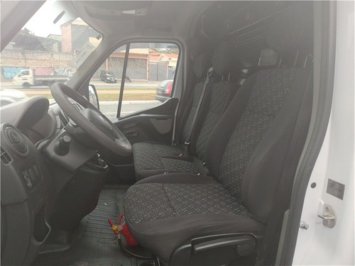 renault master 2.3 grand furgão l2h2 16v turbo intercooler d