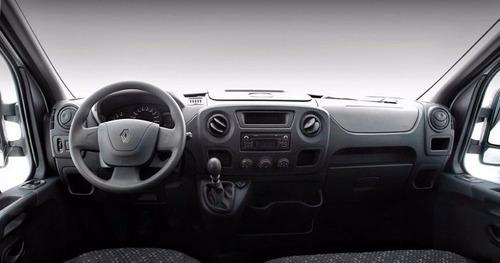 renault master 2.3 l1 h1 confort furgon carga express os....