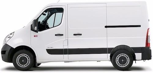 renault master 2.3 l1h1 aa 0km 2020 furgon ant+usad fijas os