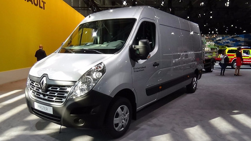 renault master 2.3 l1h1 aa, 18 cuotas x $6.666