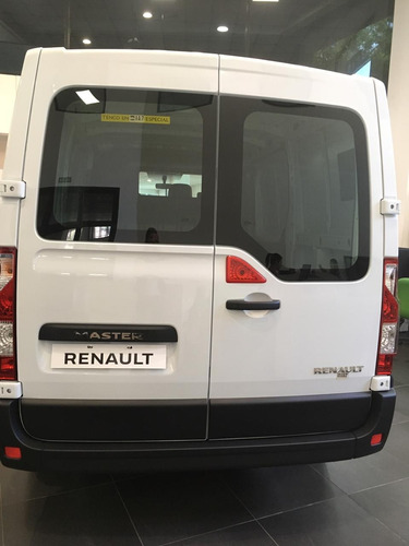 renault master 2.3 l1h1 aa oferta furgon(ggm)