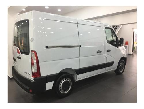 renault master 2.3  l1h1 furgon 0 km $ 1200000 y cts 0% (gm)