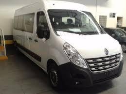 renault master 2.3 minibus  15+1 0 km 2020 retira yá (ap)