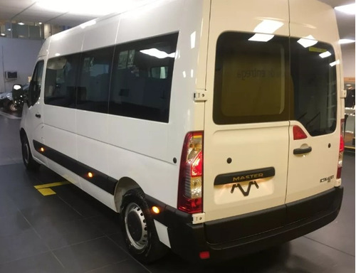 renault master 2.3 minibus blanca nc