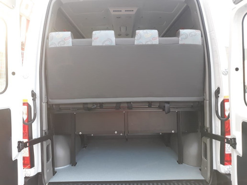 renault master 2.3 minibus executive 16l l3h2 negrini 2021