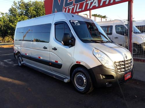 renault master 2.3 minibus executive l3h2 16l 2015 - negrini