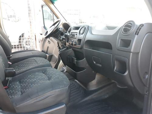 renault master 2.3 minibus executive l3h2 16l.2015 - negrini