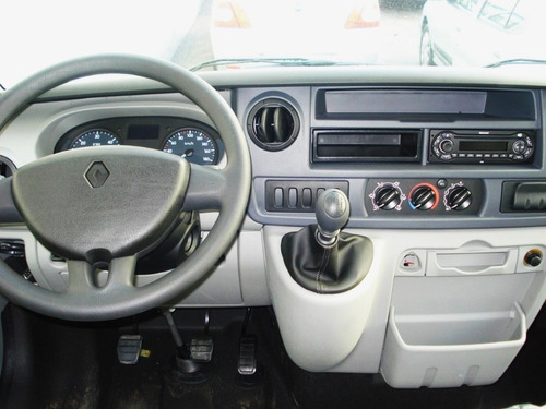 renault master 2.3 t4 dci130 l1h1 aa furgon corto