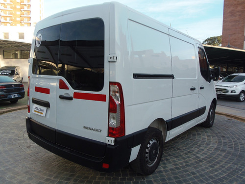 renault master 2.3 t4 dci130 l1h1 aa - macua usados