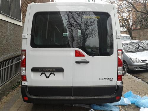 renault master 2.3 t4 dci130 l2h2 aa furgon largo ml