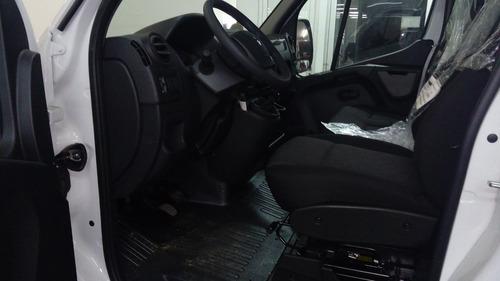 renault master 2.3 t4 dci130 l3h2 aa furgon largo 0km