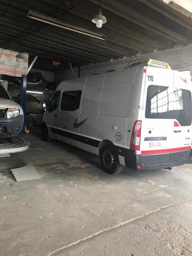 renault master 2.3 t4 dci130 l3h2 aa furgon largo 2014