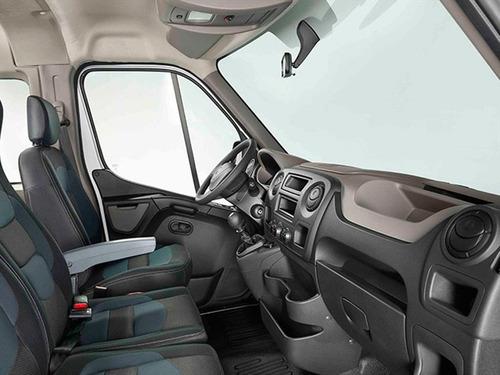 renault master 2.3 t4 dci130 minibus  directa de fabrica hc.