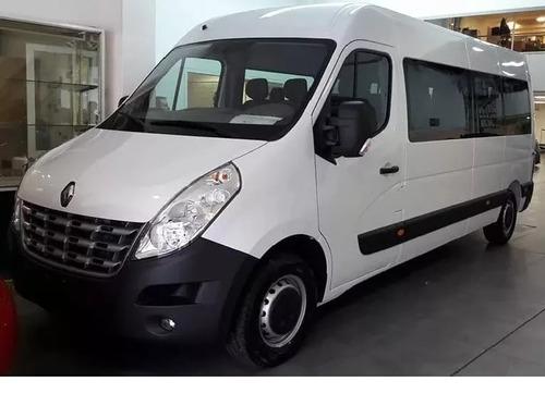 renault master 2.3 t4 dci130 minibus o km 2020 (gm)