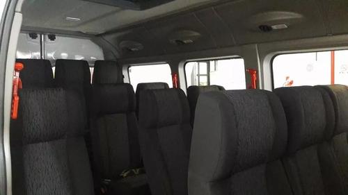 renault master 2.3 t4 dci130 minibus - ventas a todo el país