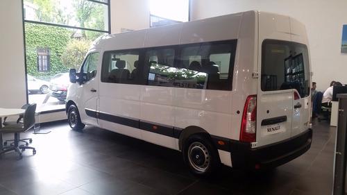 renault master 2.3 t4 dci130 minibus(ap)