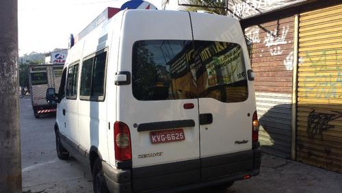 renault master 2.5 dci 16v 115cv 16l diesel