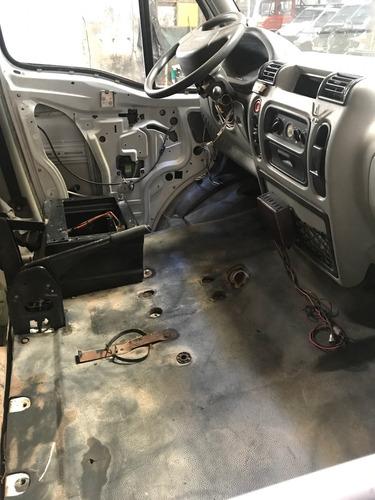 renault master 2.5 dci furgon corto no chocado con faltantes