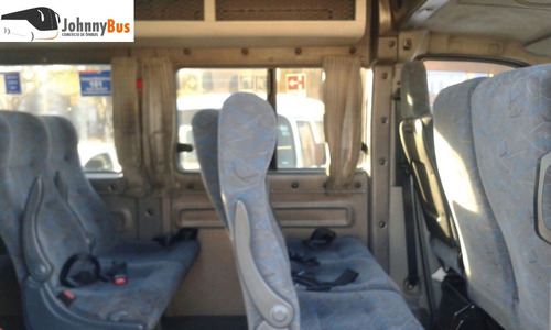 renault master 2.5 dci l2h2 16l 5p - ano 2011/12 - johnnybus