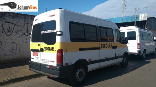 renault master 2.5 dci l3h2 5p - ano 2005/05 - johnnybus