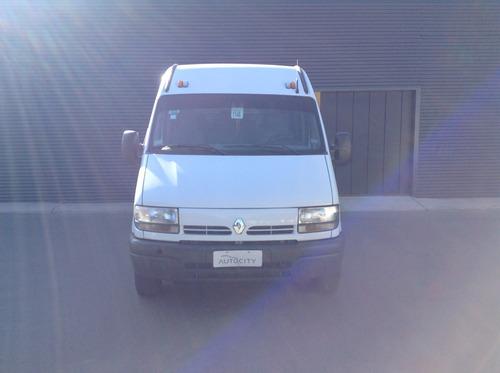renault master 2.5 dci minibus pluxe