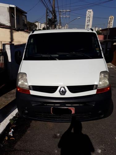 renault master 2.5 furgão diesel 2011  8 m3