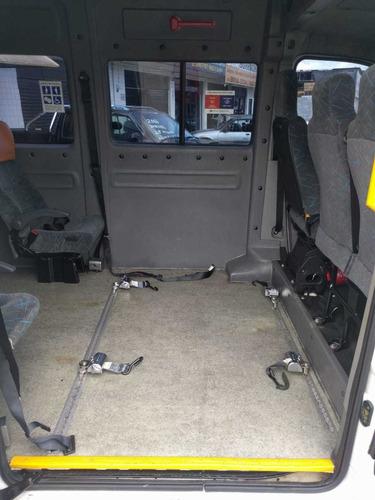 renault master 2.5 l3h2 para cadeirante