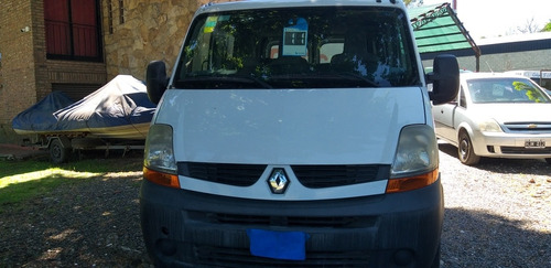 renault master 2.5 ph3 dci120 l1h1 pkcn furgon corto 2011