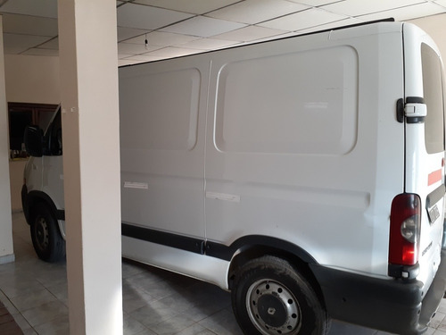 renault master 2.5 ph3 dci120 l1h1 pkcn furgon corto