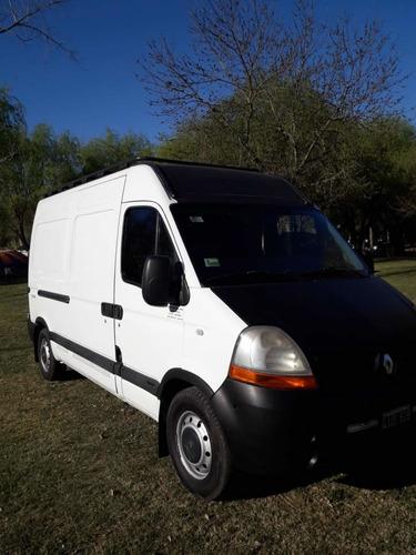 renault master 2.5 ph3 dci120 l1h2 pkcn furgon corto 2012