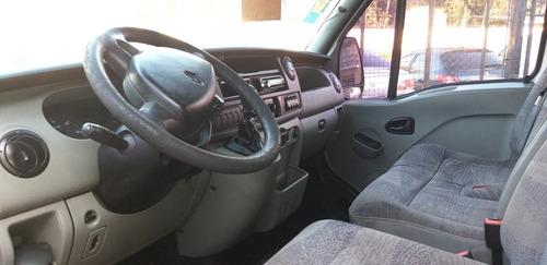 renault master 2.5 ph3 dci120 l2h2 pkcn furgon largo 2010