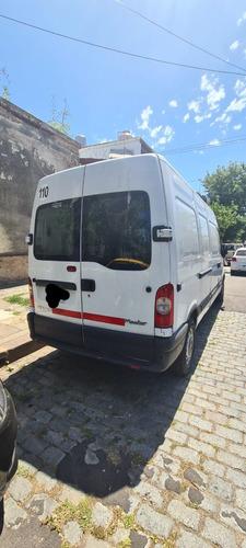 renault master 2.5 ph3 dci120 l2h2 pkcn furgon largo 2011
