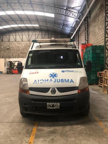 renault master 2.5 ph3 dci120 l2h2 pkcn furgon largo