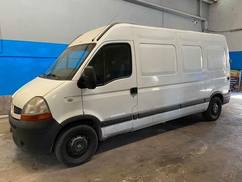 renault master 2.5 ph3 dci120 l3h2 pkcn furgon largo 2012