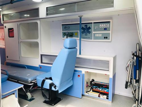 renault master ambulancia l3h2 uti