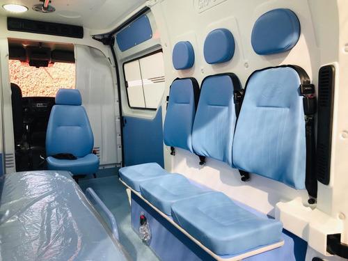 renault master ambulancia uti l2h2 ar adaptado