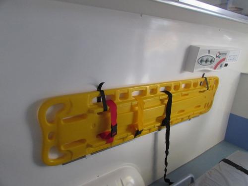 renault master ambulância 0km