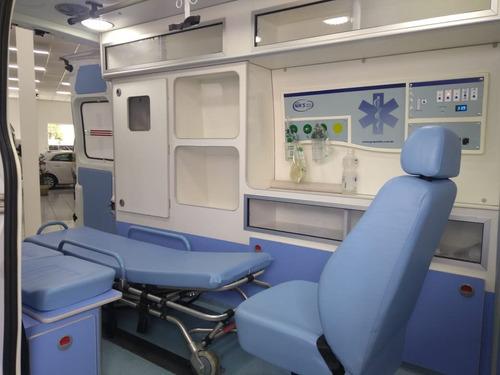 renault master ambulância 2017/2018