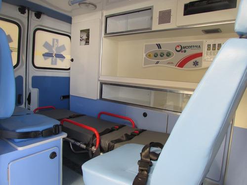 renault master ambulância l1h1