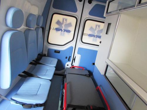 renault master ambulância uti completa 2019