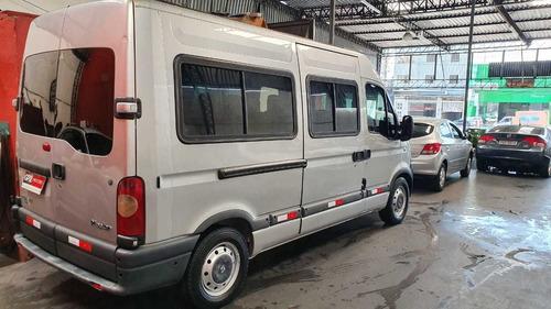 renault master bus 16 lugares diesel